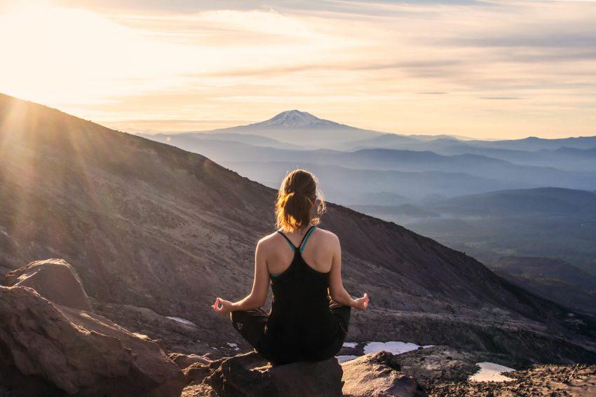 Dağ meditasyonu