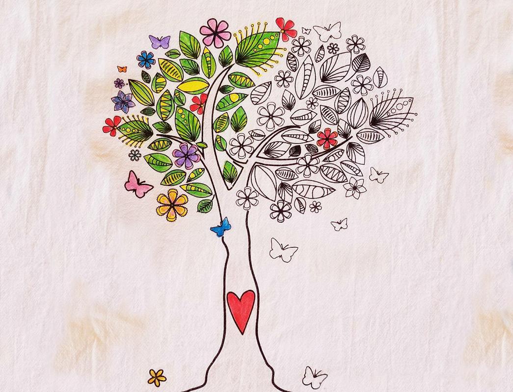 Çocuklar İçin Şefkat Uygulamaları: Teşekkür Ağacı